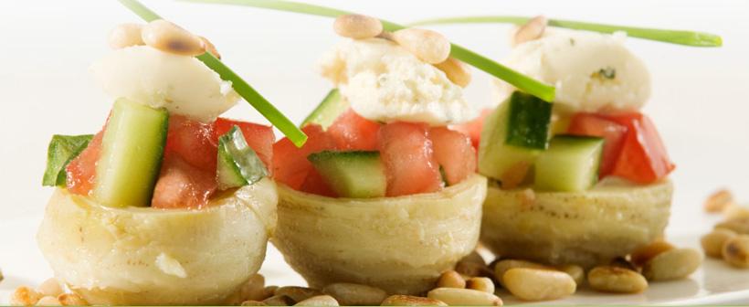 Top Vegetarische hapjes; lekker voor iedereen! &AT72