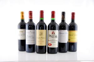Wijn bij hapjes